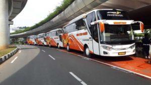 macam-macam bus pariwisata